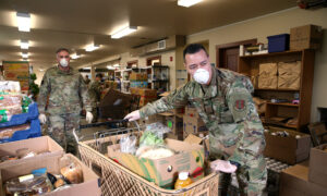 US Northern Command Deploys 1,000 Medical Personnel to New York