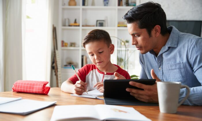 Not only is a traditional approach to math easier for both parents and their children, research shows it is more effective than learning math by a discovery approach. (Monkey Business Images/Shutterstock)