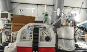 Governors in Oregon, Washington Return Ventilators to National Stockpile for Use in NYC