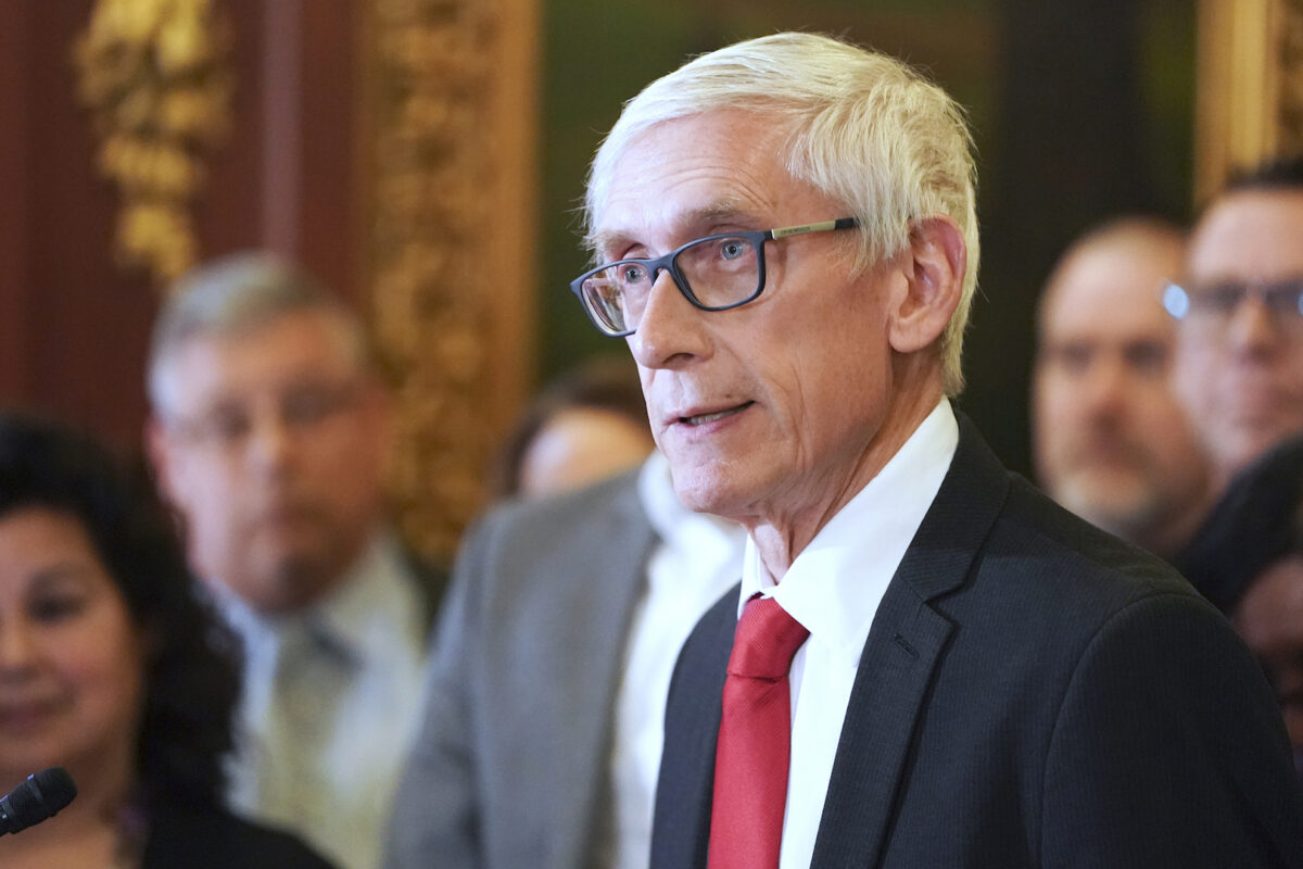 Wisconsin Supreme Court strikes down Gov. Tony Evers' Safer at Home order