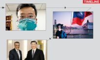 Timeline of Beijing's CCP Virus Coverup and Canada, Taiwan Actions