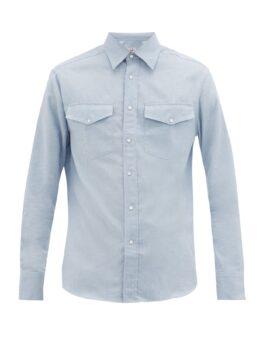 dunhill shirt