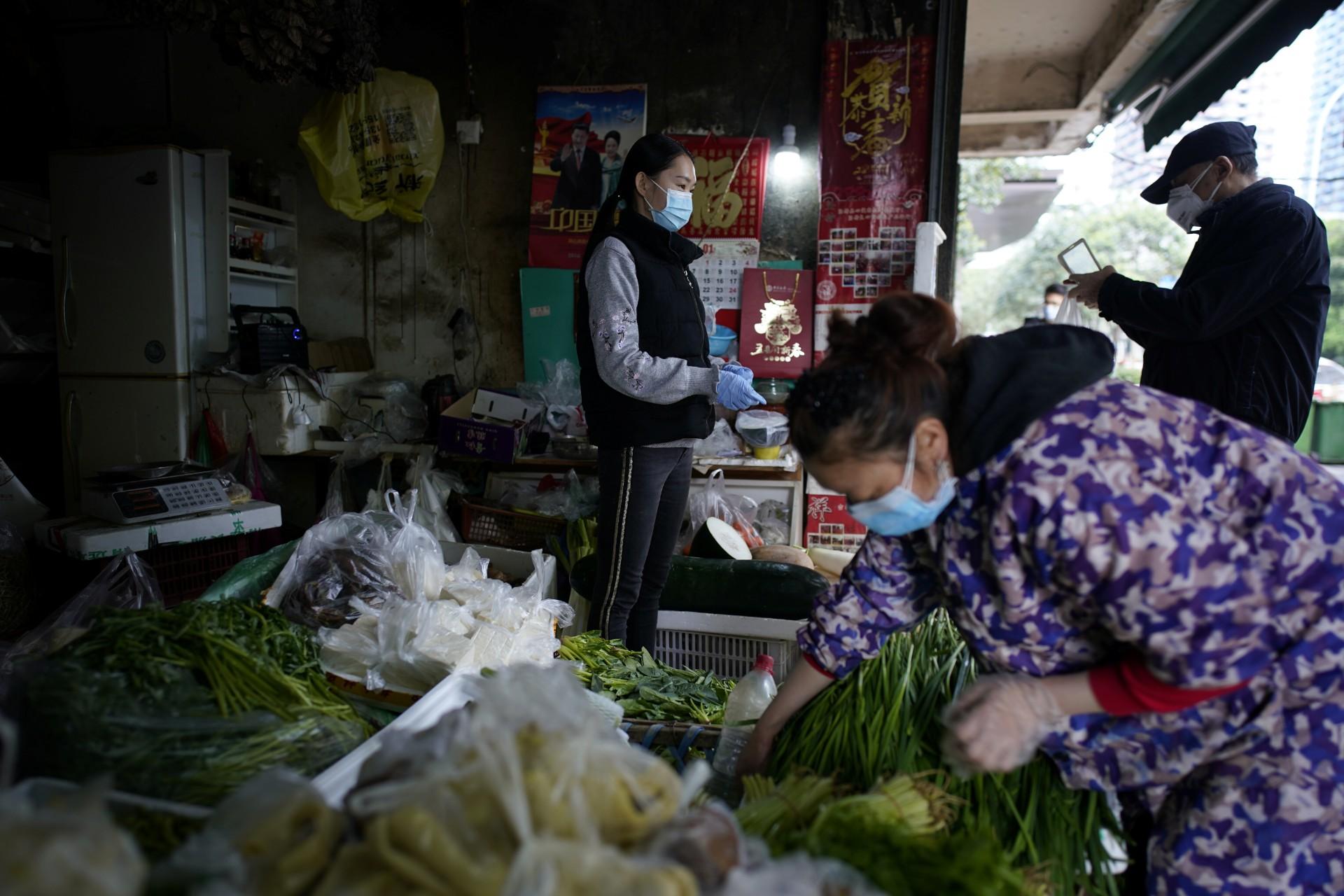 HEALTH-CORONAVIRUS-CHINA-WUHAN
