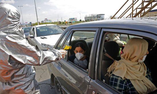 Updates on CCP Virus: Iran Hits 60,000 Deaths; Bans 32 Nations