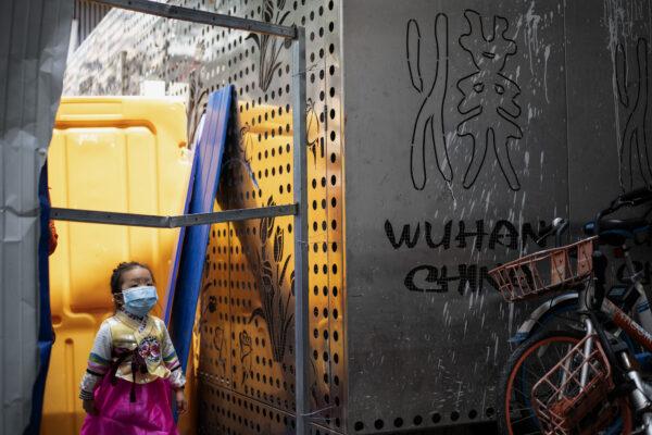 Wuhan-CCP-Virus-Child