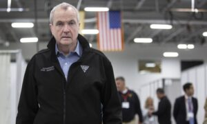 New Jersey Governor Closing All Parks in State