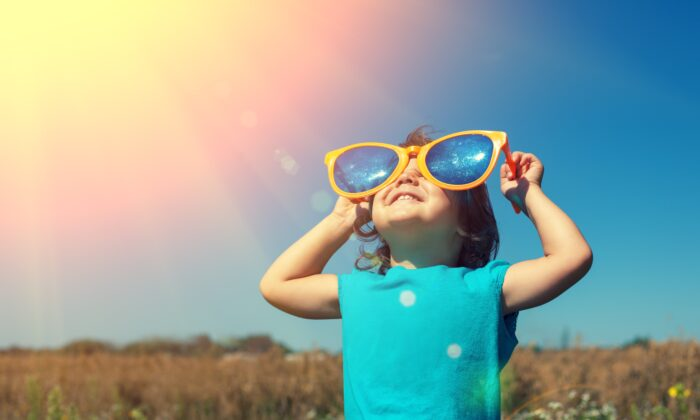 We need to get out in the sun more so we can soak more natural solar-generated vitamin D. (vvvita/Shutterstock)