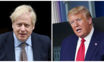 Trump Says US Companies Discussed Treatment for Boris Johnson With UK Doctors