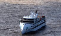 Passengers to Be Evacuated From Antarctic Cruise Ship After Almost 60% Test Positive for CCP Virus