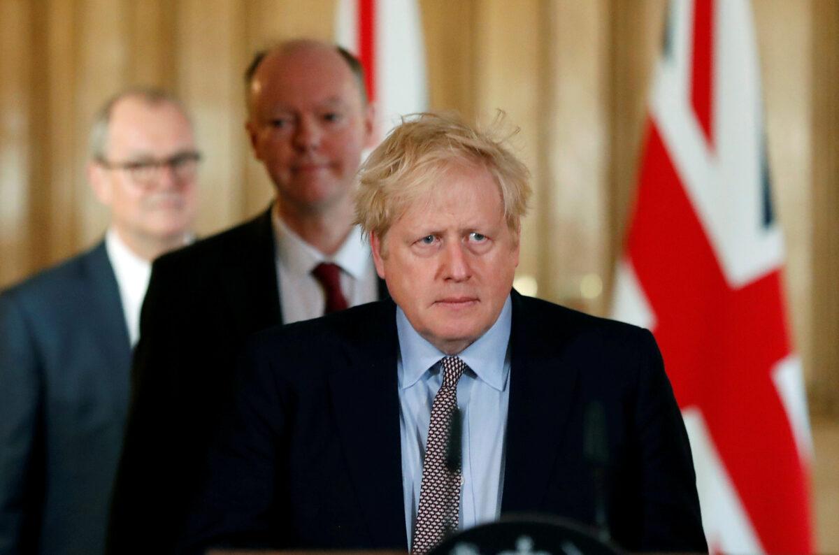 Johnson: Downing Street
