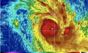 Category 5 Cyclone Slams Into Fiji