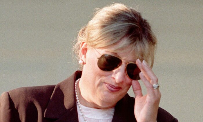 Linda Tripp in a file photo.  (JAMAL WILSON/AFP via Getty Images)