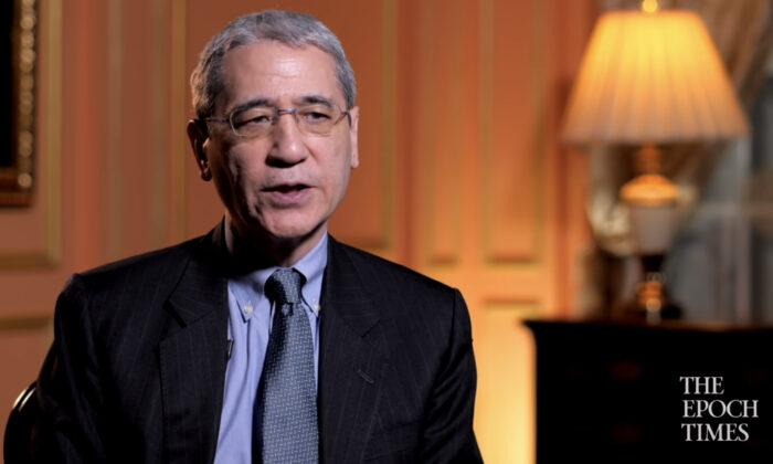 China affairs columnist Gordon Chang. (The Epoch Times)