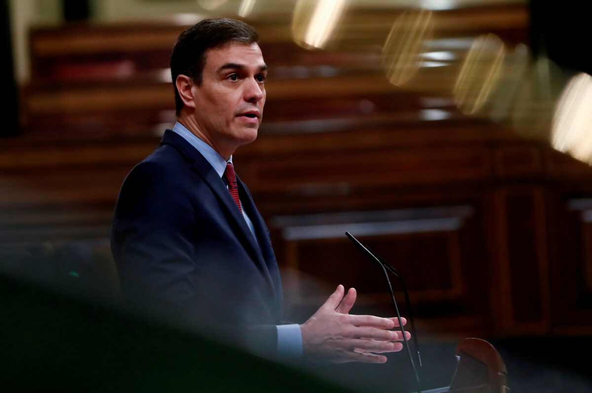 Spanish Leaders Hopeful Spain's COVID-19 Crisis is 'De-Escalating'