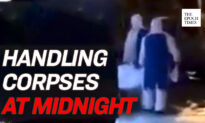 Community Staff Secretly Remove Corpses at Midnight to Cover up for New Deaths