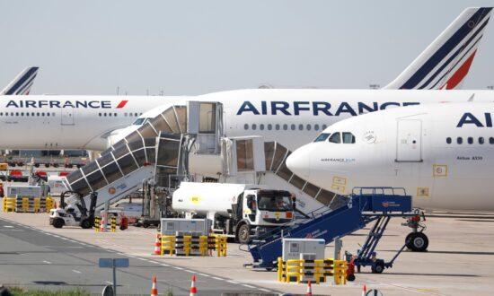 Virus-Hammered Air France Announces 7,500 Job Cuts