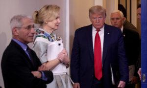 Trump: White House Coronavirus Task Force Will Operate 'Indefinitely'