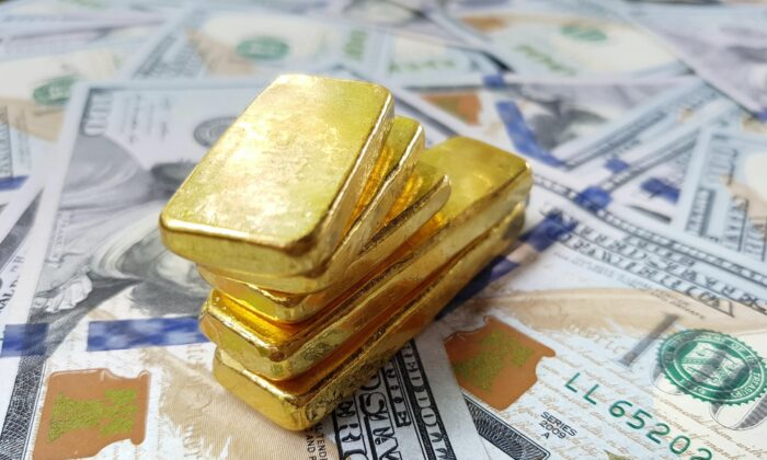 Gold in 2020, in this file photo. Courtesy of GSI