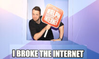 Comedian Hamish Blake's Stunt Zooms in on Critical Cybersecurity Threat