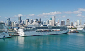 CDC Extends 'No Sail Order' for All Cruise Ships For Up to 100 Days