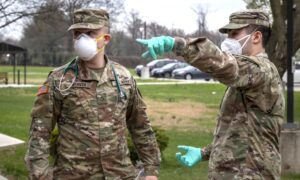 New Jersey Deploys National Guard to Veterans Home After at Least 10 CCP Virus Deaths