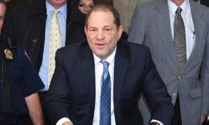 Harvey Weinstein Free of CCP Virus Symptoms, Spokesman Says
