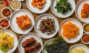 At the Korean Table, the Side Dishes Are the Stars