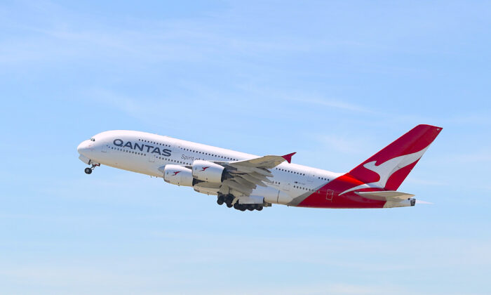 Qantas and Afterpay will be launching a partnership. (Cameron Spencer/Getty Images)