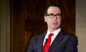 Mnuchin Acted Properly When Withholding Trump Tax Returns From Congress: IG