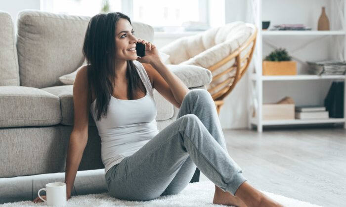 Using self-quarantine time to reconnect with friends and family through open and relaxed conversation can recharge social connections. (G-Stock Studio/Shutterstock)