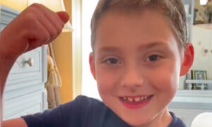 Six-Year-Old 'Warrior' With Cystic Fibrosis Beats CCP Virus, Offers Hope to Others