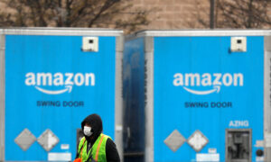 Amazon Stops Accepting New Online Grocery Customers Amid Surging Demand