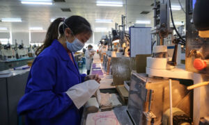 Chinese Factories Shut as Export Orders Dry up Amid Pandemic