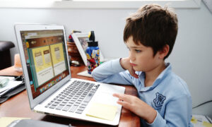 'Stay at Home, Learn at Home,' Queensland Classrooms Go Online
