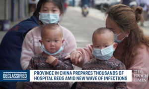 China: New Wave of Infections on the Way