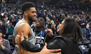 NBA Star Karl-Anthony Towns' Mother Dies From CCP Virus Complications