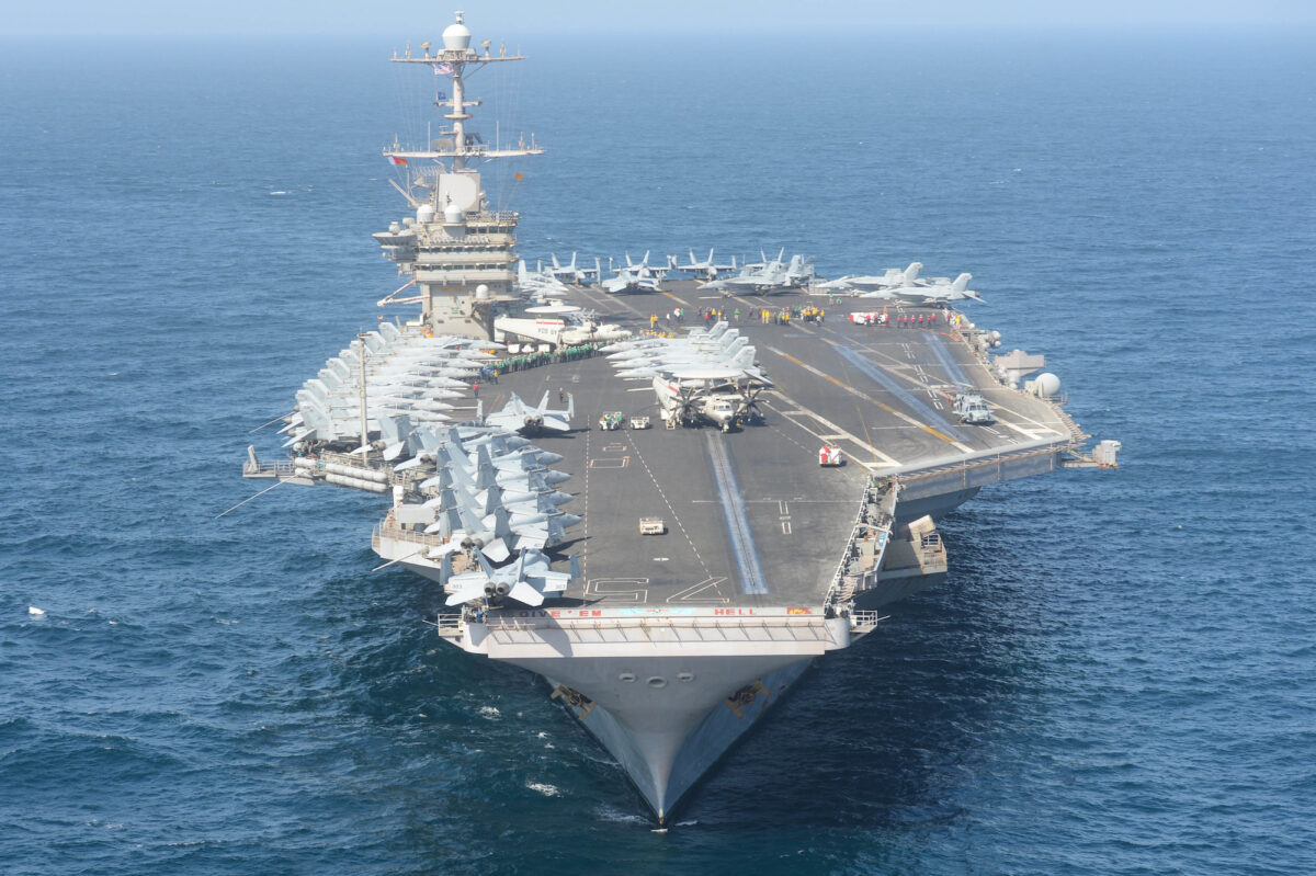 Navy could reinstate captain of USS Theodore Roosevelt