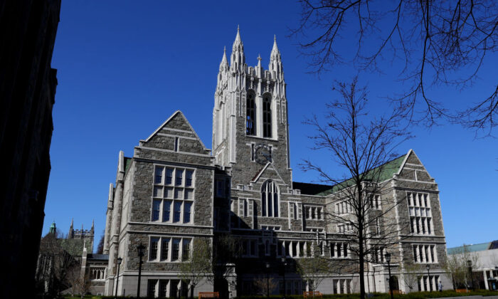 Colleges are likely to admit more students than they did last year because they expect that more of their admitted students will ultimately opt to stay closer to home or to attend a more affordable school. (Maddie Meyer/Getty Images)