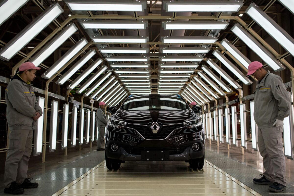 Renault Exits Main China Venture Amid Weak Sales, Virus Woes thumbnail