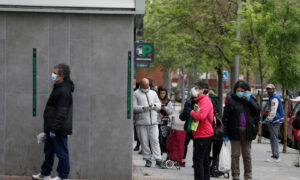 Spain's Overnight COVID-19 Death Toll at 567; Infection Rate Slows