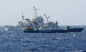 Chinese Ship Returns to Waters Off Vietnam Amid Virus 'Distraction' Charges