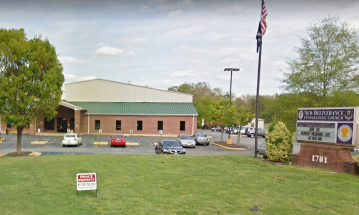 New Deliverance Evangelistic Church in Chesterfield, Va. (Screenshot/Google Maps)
