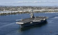One in 5 Sailors on Virus-Hit Carrier Test Positive in Final Tally