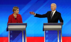 Elizabeth Warren Endorses Biden for President