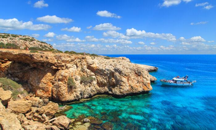 The Blue Lagoon. (Marcin Krzyzak/Shutterstock)