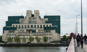 British Intelligence Agencies Urge Reassessing China Relationship