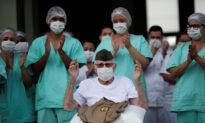 WWII Vet, Aged 99, Survives CCP Virus in Brazil