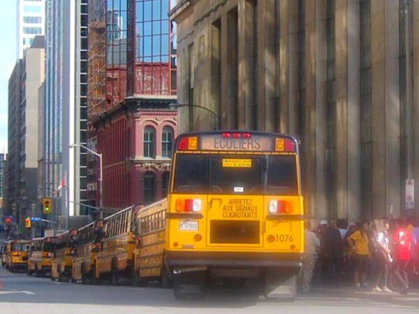 Buses Hu Jintao