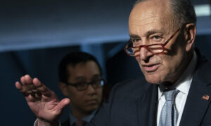 Republicans: Schumer Aims to Stall Barrett Nomination With Testing