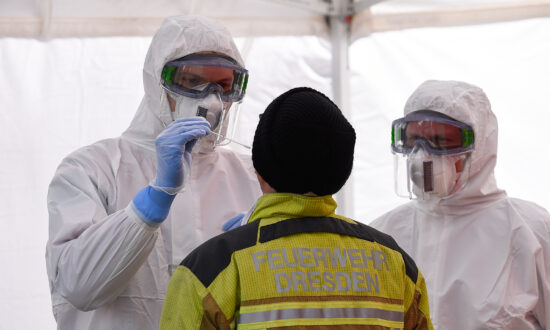 Germany Reports Rise in Deaths and Infections for Second Day in a Row